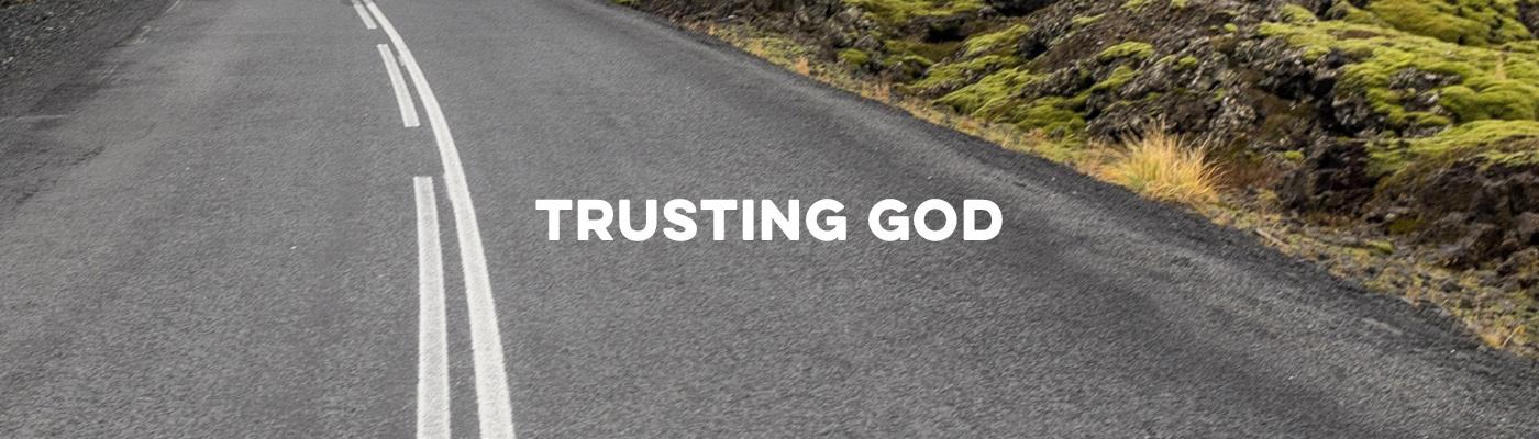 Mercy Hill Church - Trusting God Blog - Lead Pastor Andrew Hopper