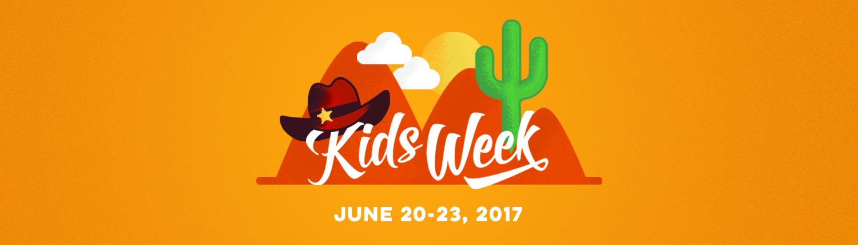 Mercy Hill Kids Week 2017