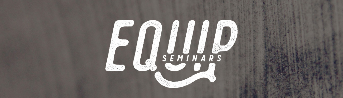 Mercy Hill Church Equip Seminars