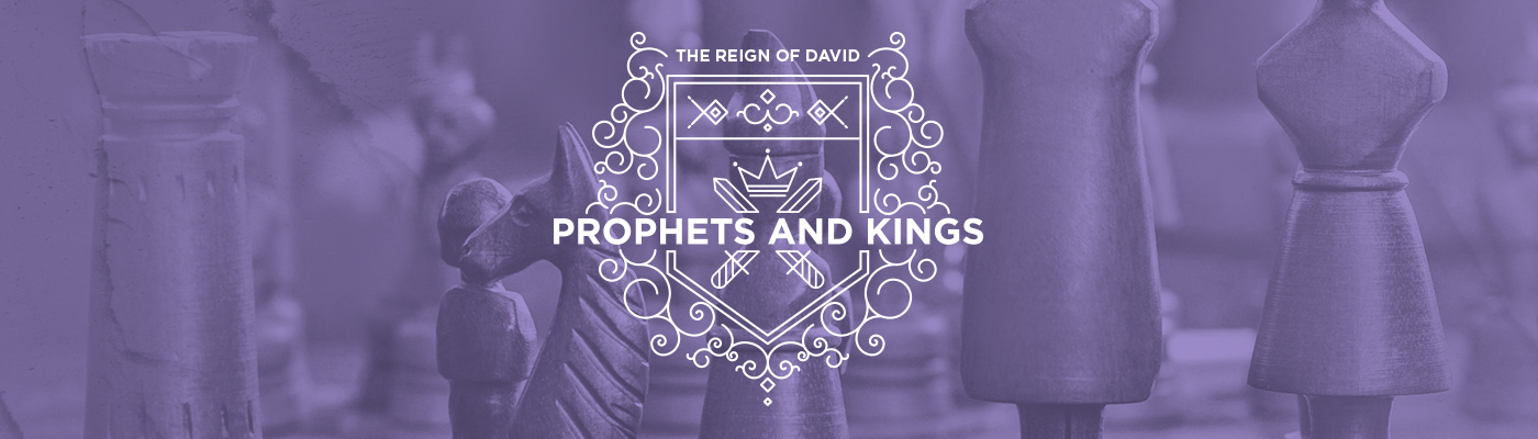 Mercy Hill Church - Prophets and Kings Sermon Series
